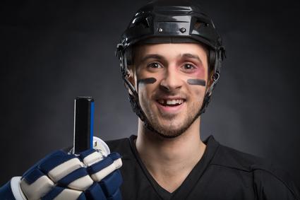 Zahnverlust durch einen Sportunfall [©BlueSkyImages, fotolia.com]